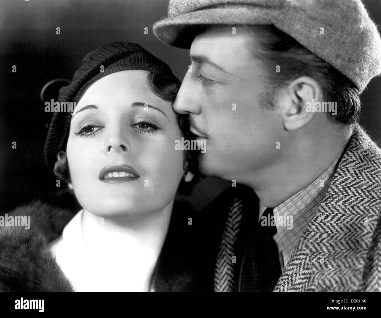 UPPERWORLD 1934 Warner Bros film with Mary Astor and Warren Williams - Stock Image