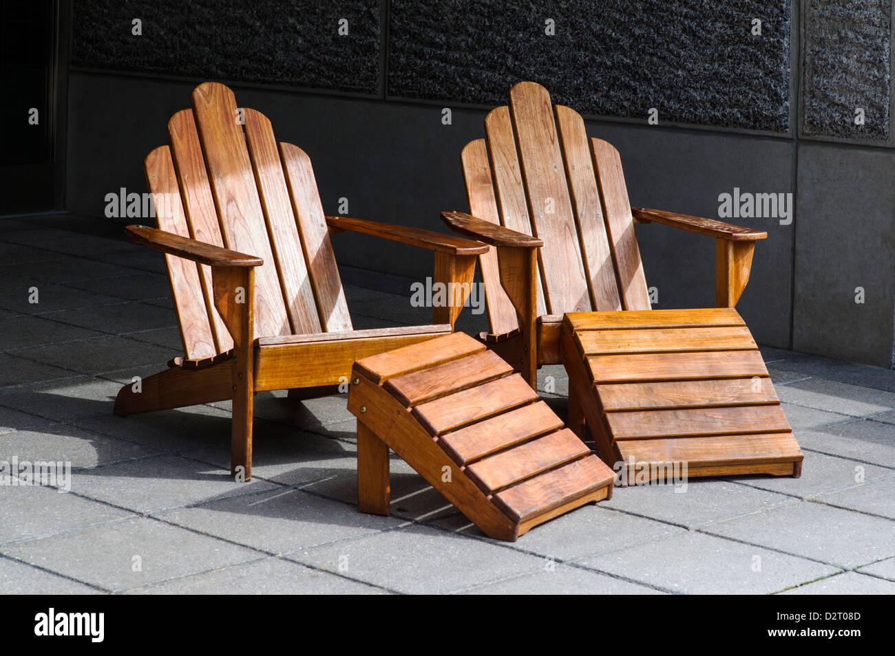 Adirondack Chairs Stock Photos Adirondack Chairs Stock Images Alamy