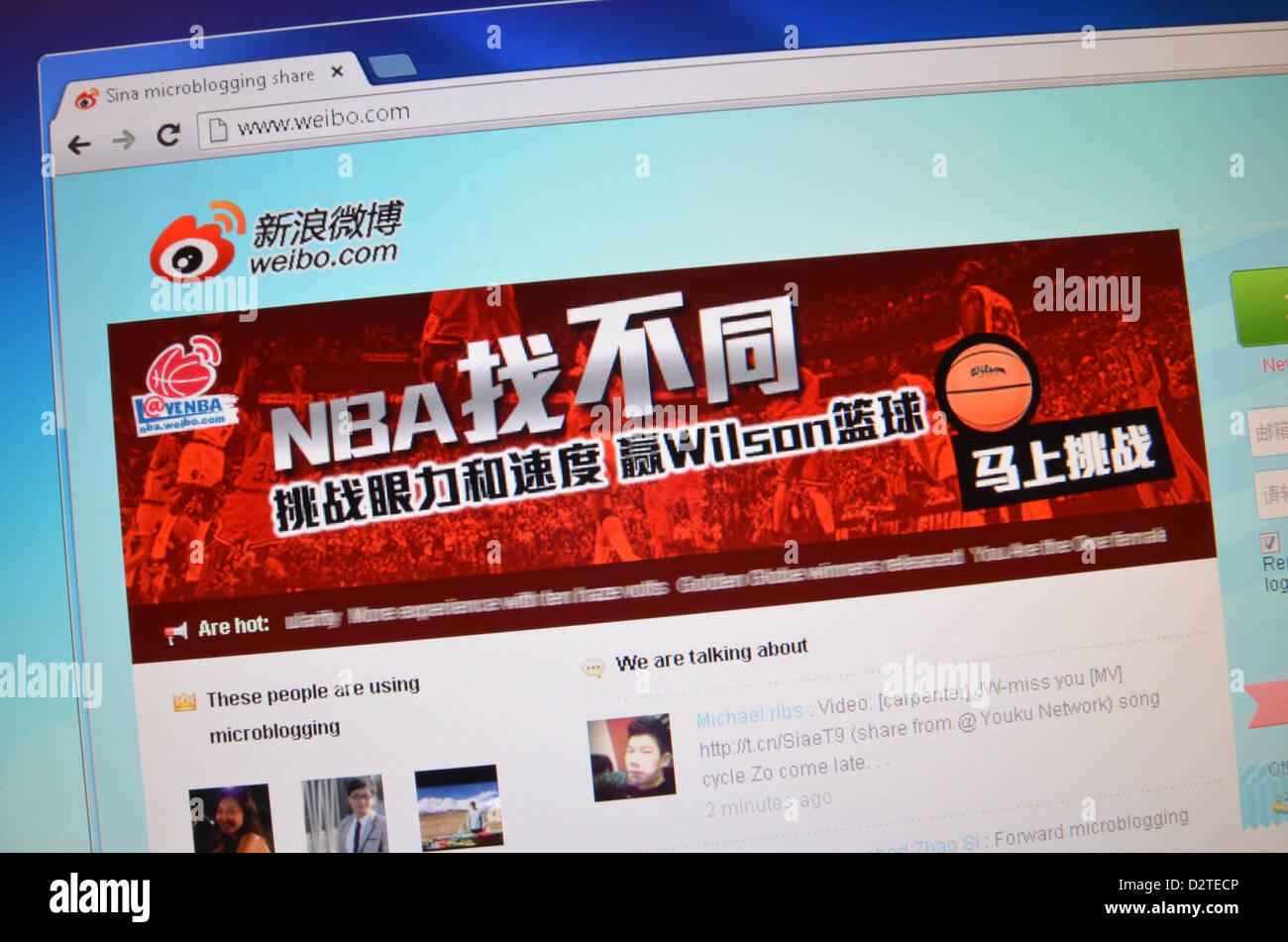 Screenshot Screen Shot China Stock Photos