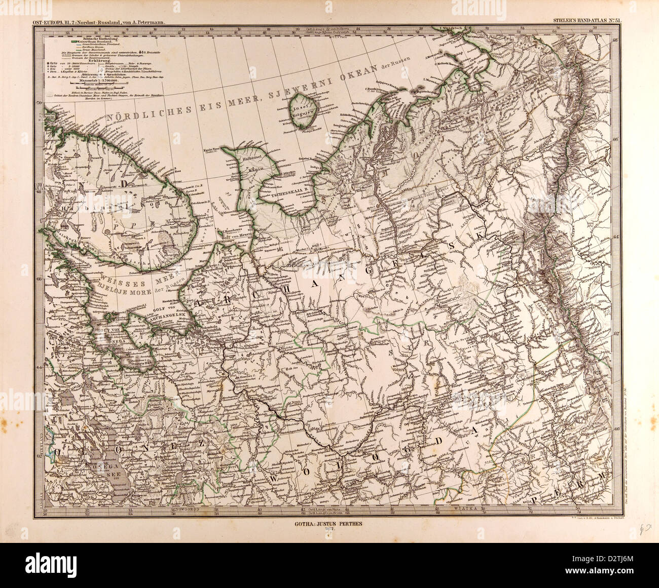 Map Russia Europe Stock Photos & Map Russia Europe Stock Images - Alamy