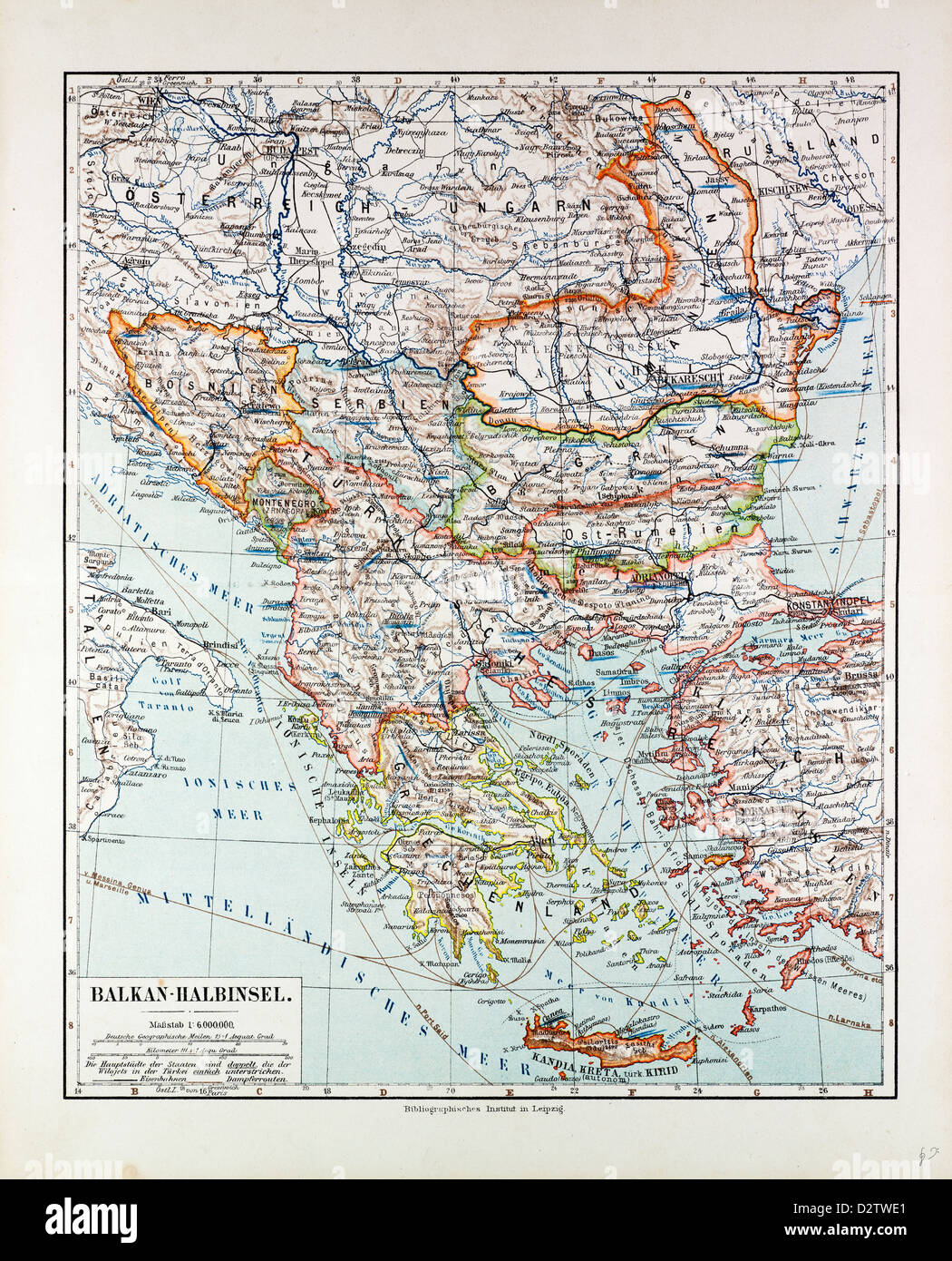 Map of austria hungary greece serbia bosnia and herzegovina romania map of austria hungary greece serbia bosnia and herzegovina romania gumiabroncs