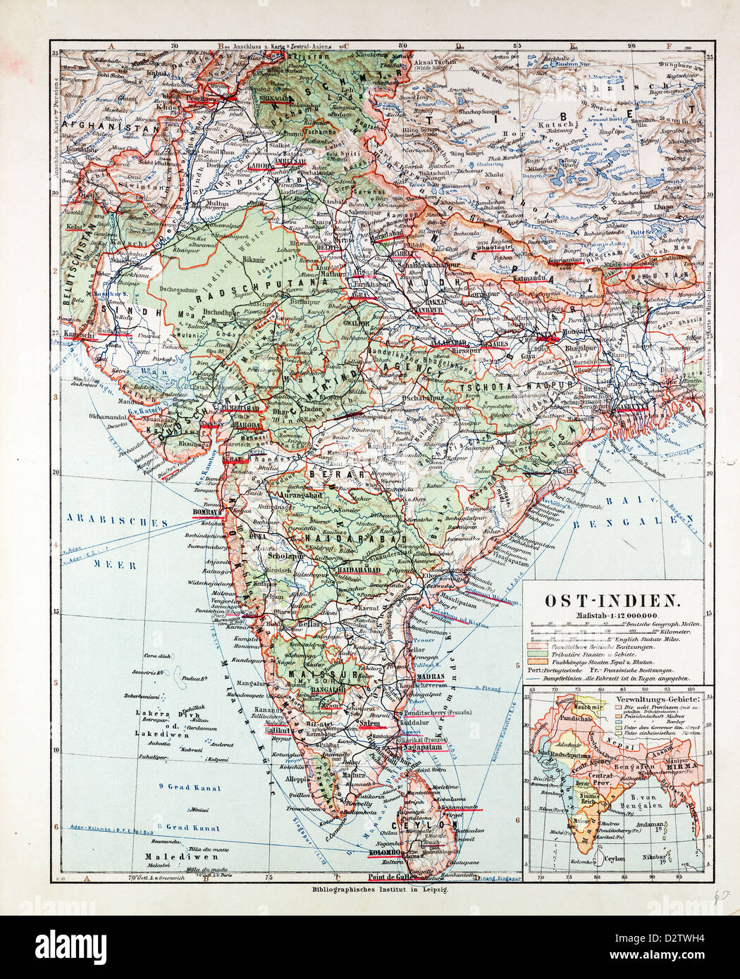 Cartina India Pakistan.Map Of Pakistan High Resolution Stock Photography And Images Alamy