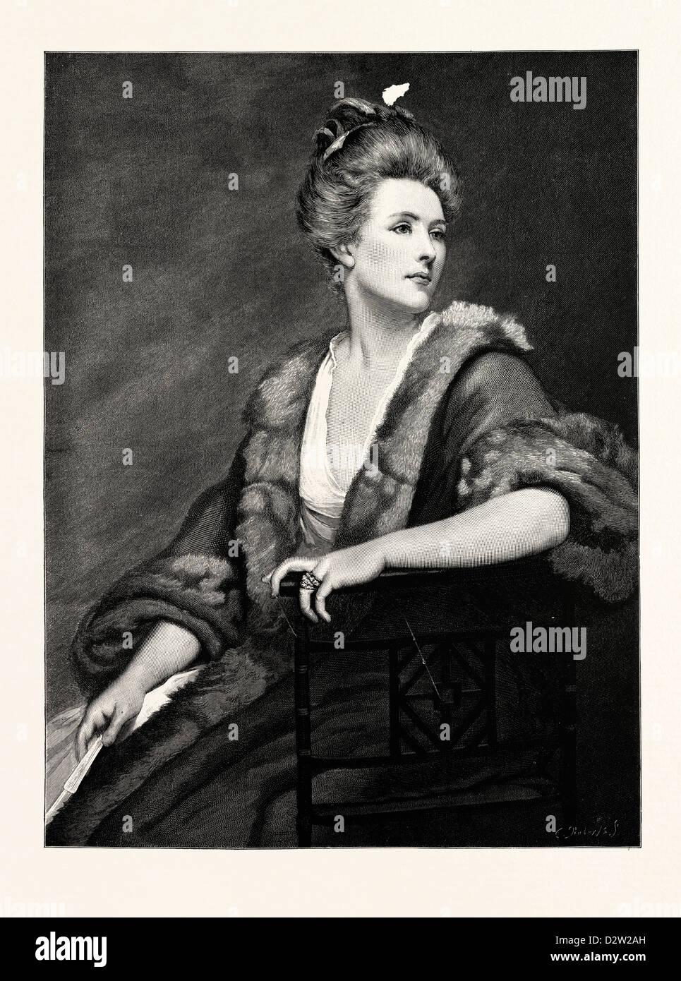 LADY BETTY - Stock Image