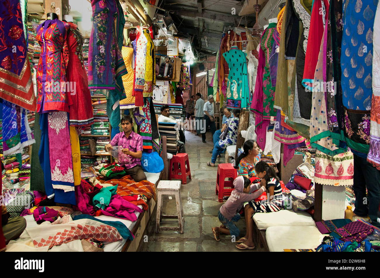 Indian Cloth Store