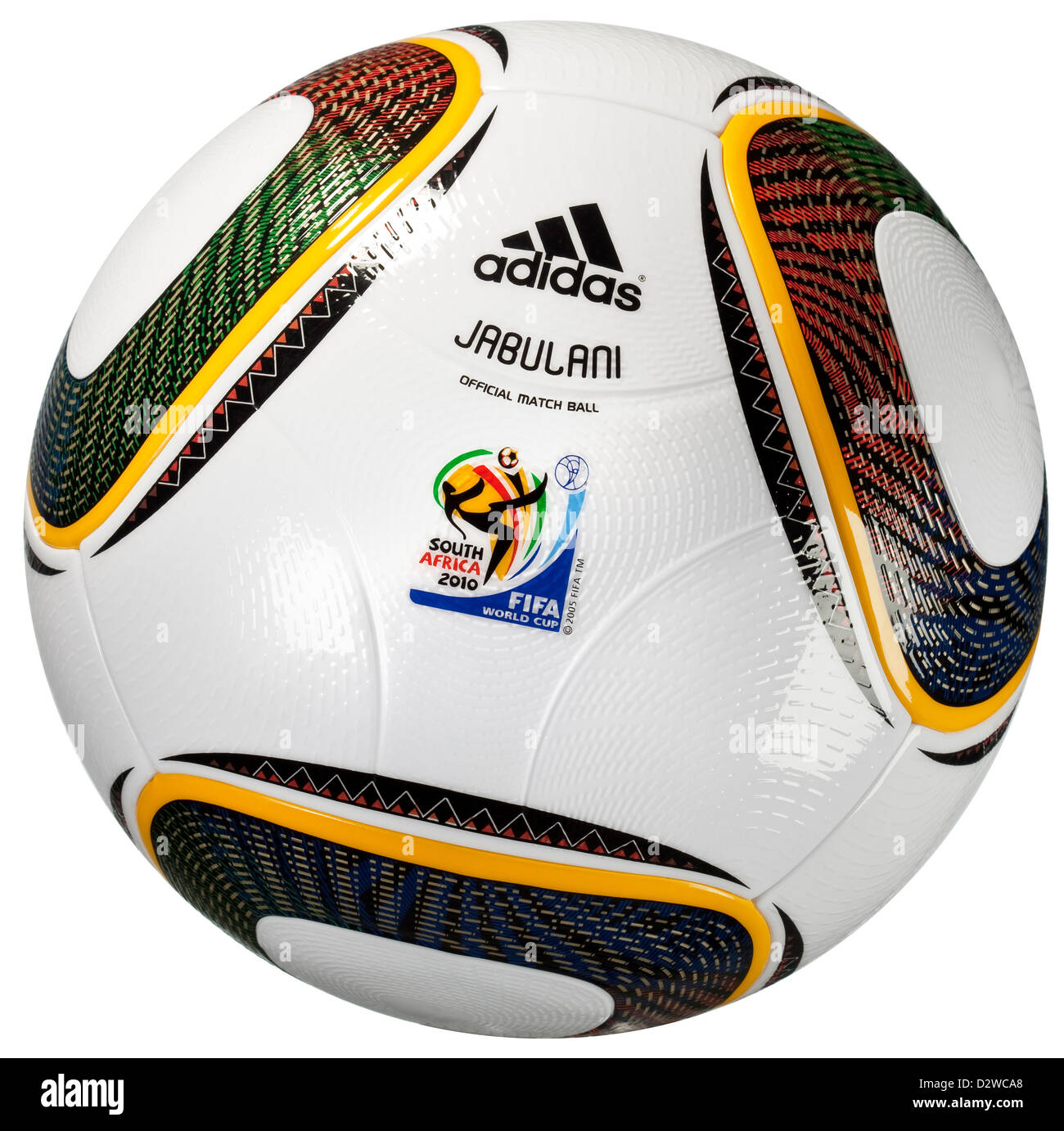 super popular 21e88 ef049 Germany, Adidas JABULANI, official ball of the FIFA World Cup 2010