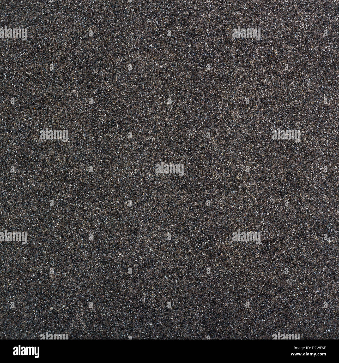 Coarse-grained Sandpaper texture is colored - Stock Image