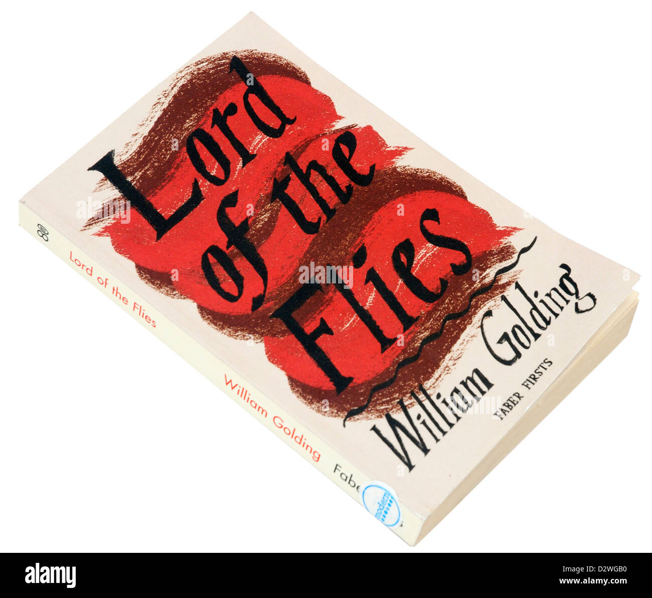 Lord of the Flies by William Golding - Stock Image