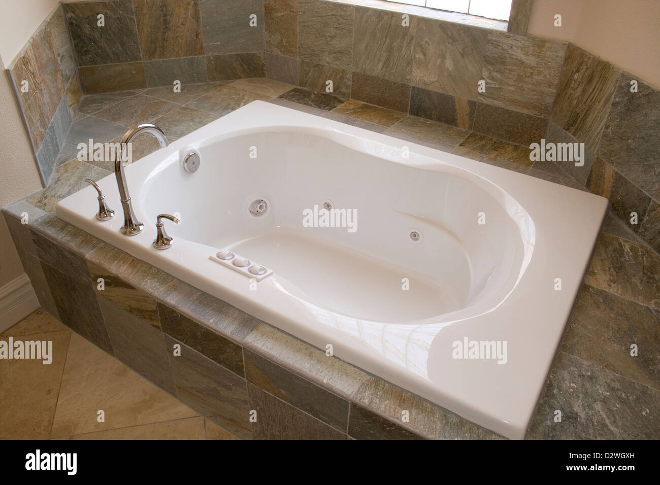 Whirlpool Jetted Tub Stock Photos & Whirlpool Jetted Tub Stock ...