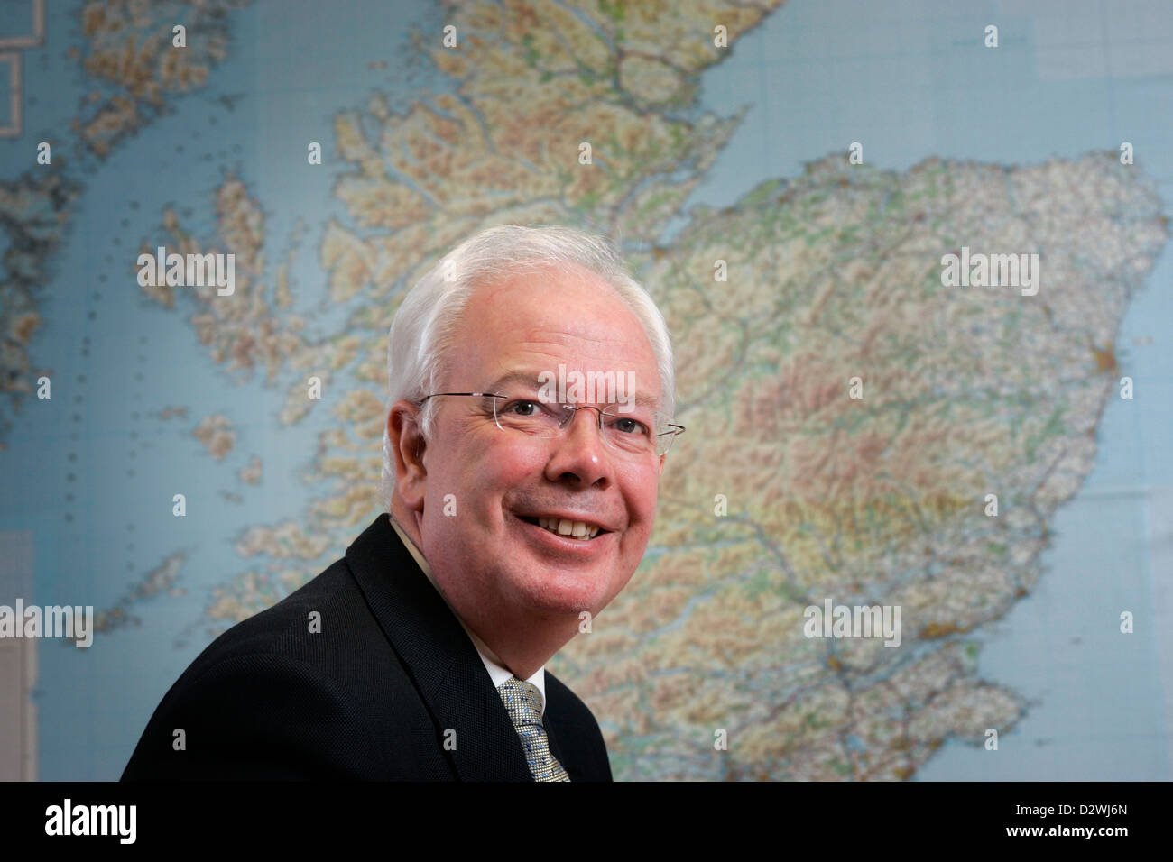 Jim Wallace Scotland Deputy Fi...