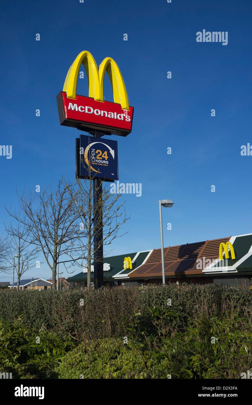 McDonald's - Stock Image