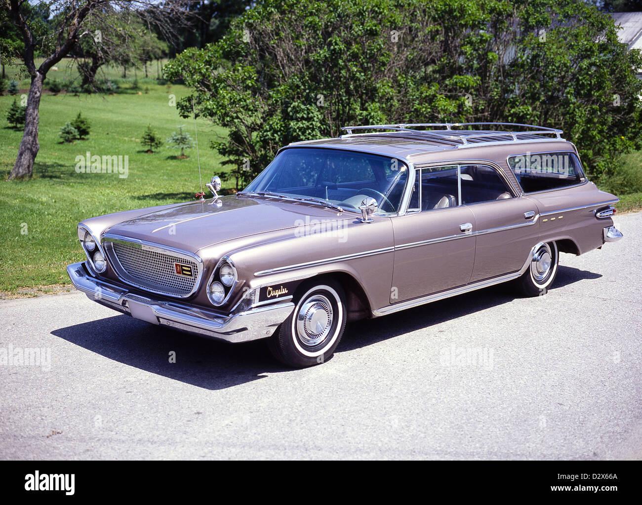 1962 Chrysler Newport Station Wagon