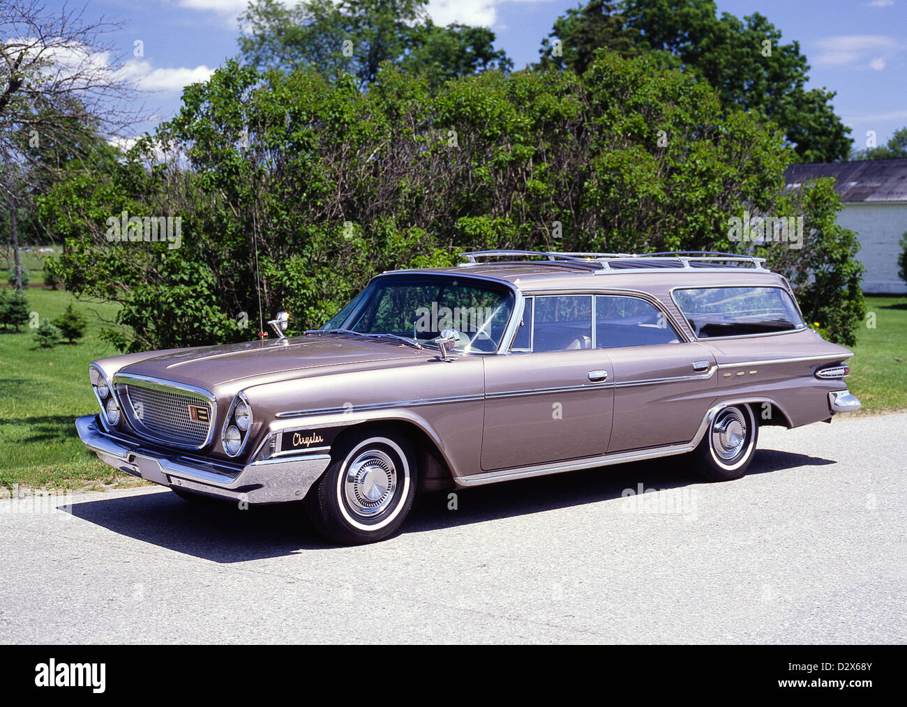1962 chrysler station wagon