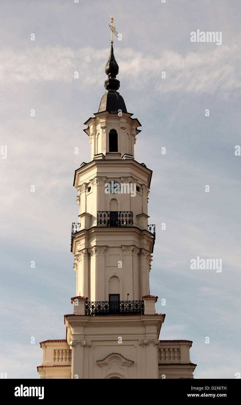 Kaunas City Hall - Stock Image