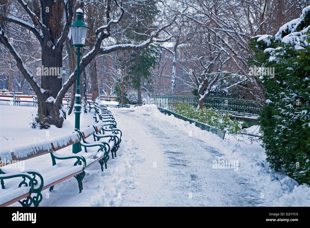 Vienna Snow