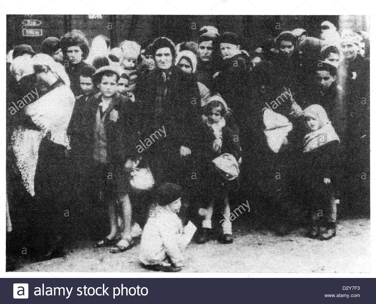 Rally Commemorates 1937 Memorial Day Massacre: Auschwitz Children Stock Photos & Auschwitz Children Stock