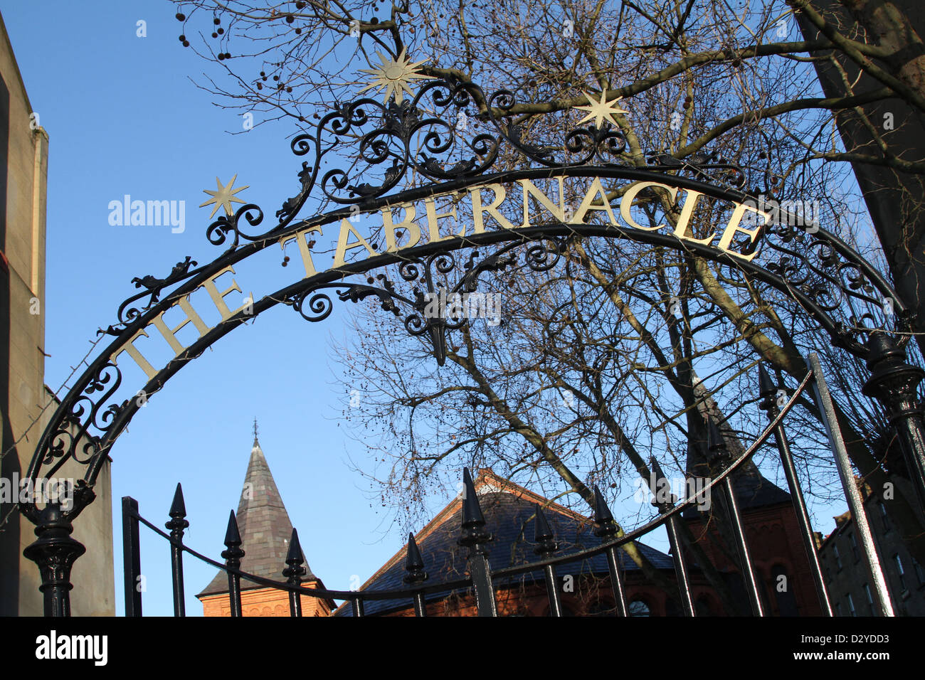 The Tabernacle, Notting Hill, West London, UK - Stock Image