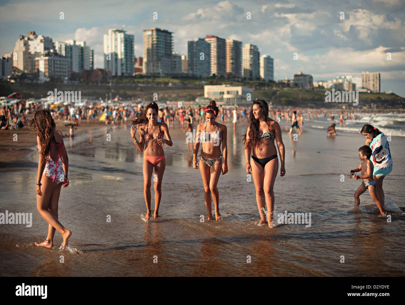 Girls in buenos aires