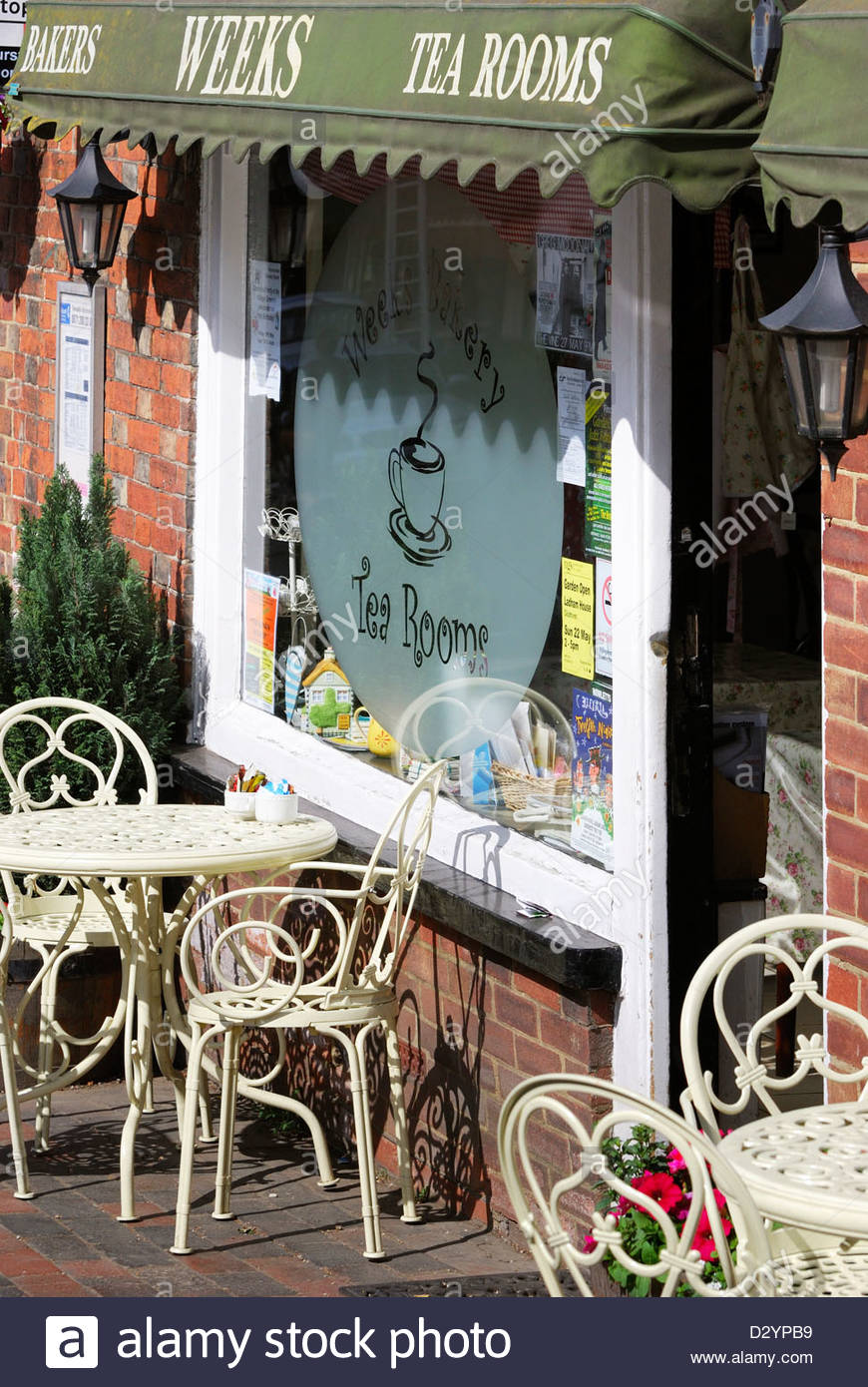 Sedgefield Tea Rooms And Cafes