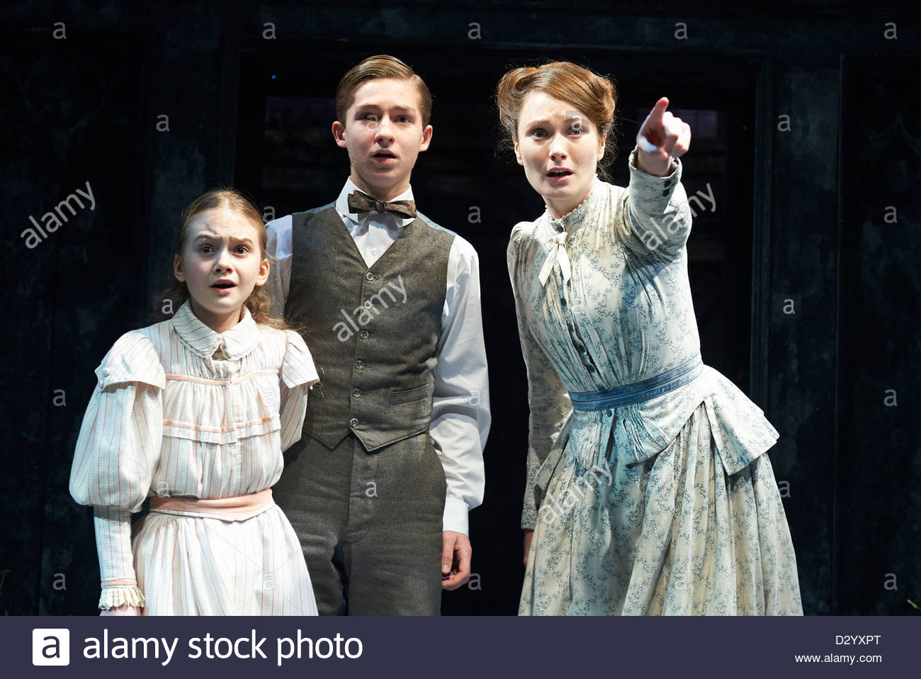 The Turn of The Screw by Henry James, adapted by Rebecca