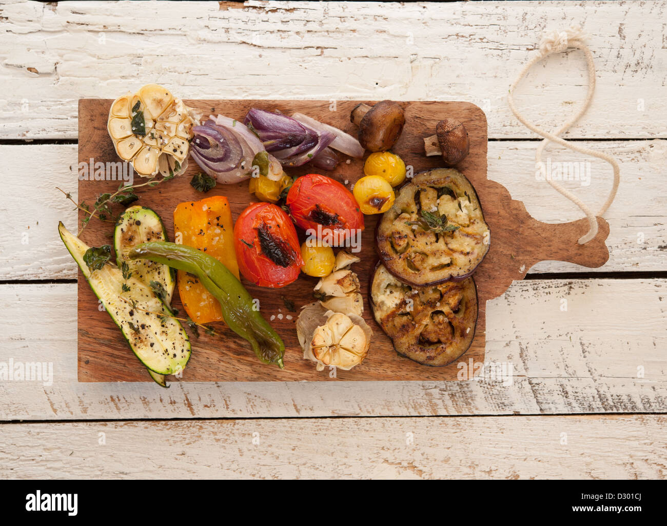 Anti Pasta On A Wooden Plate A Stylish Food Photography Stock Photo Alamy