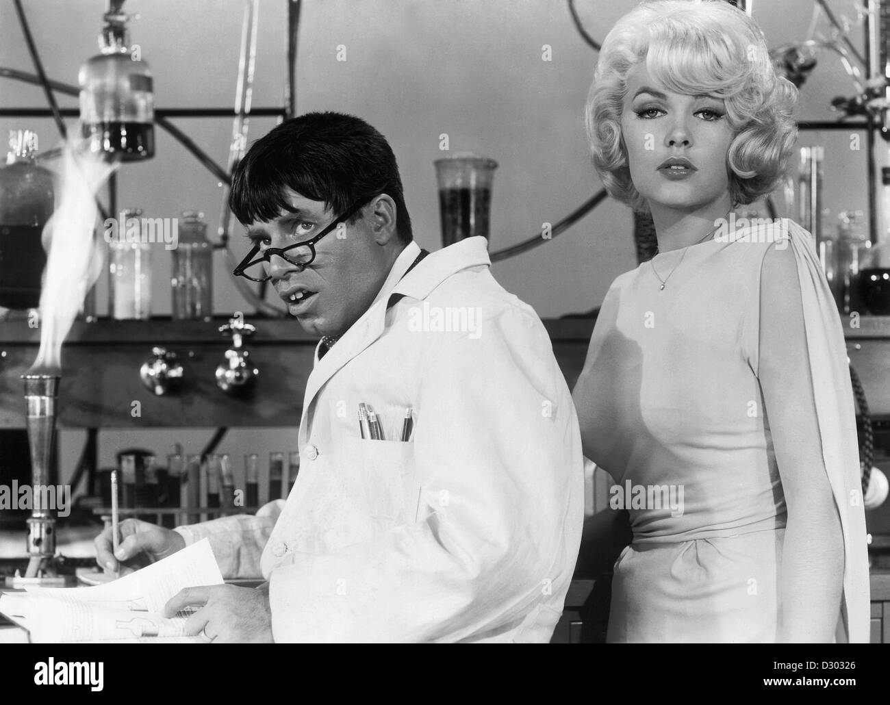 Docteur Jerry et Mister Love - Stock Image