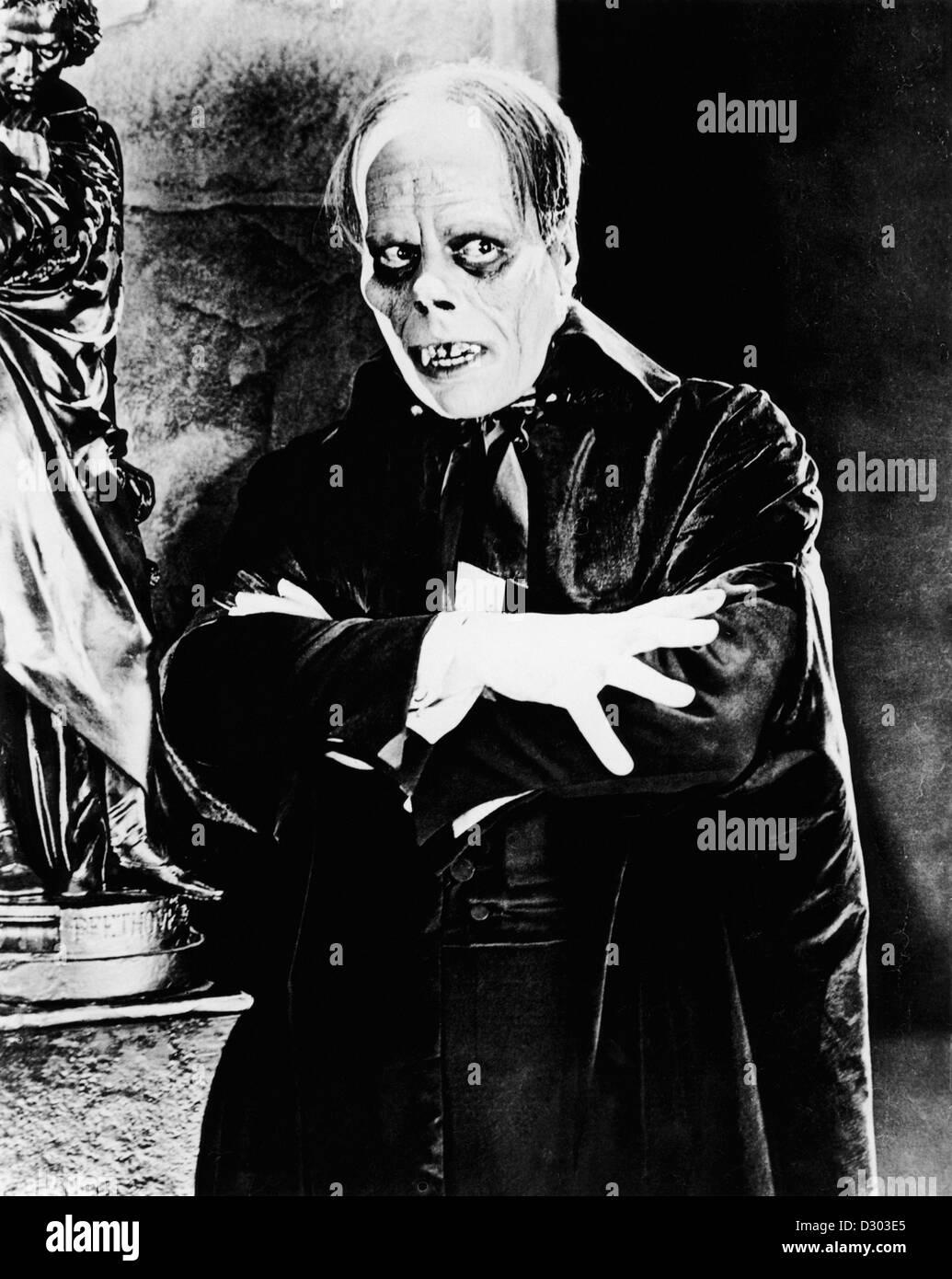 The phantom of the Opera - Stock Image