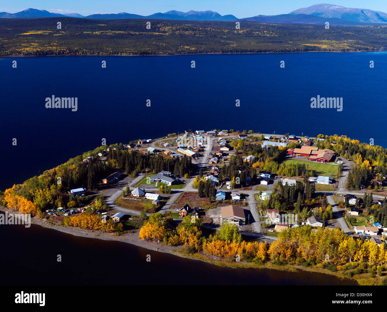 mobile homes for sale in ok with Stock Photo The First Nation Village Of Teslin At The Nisutlin Bay In The Yukon 53489132 on Recycled Dog And Cat Beds Etsy besides 50188913 further 50375186 likewise Cargo Container Homes Floor Plans Diy Used Shipping 489569 likewise 1000251031.