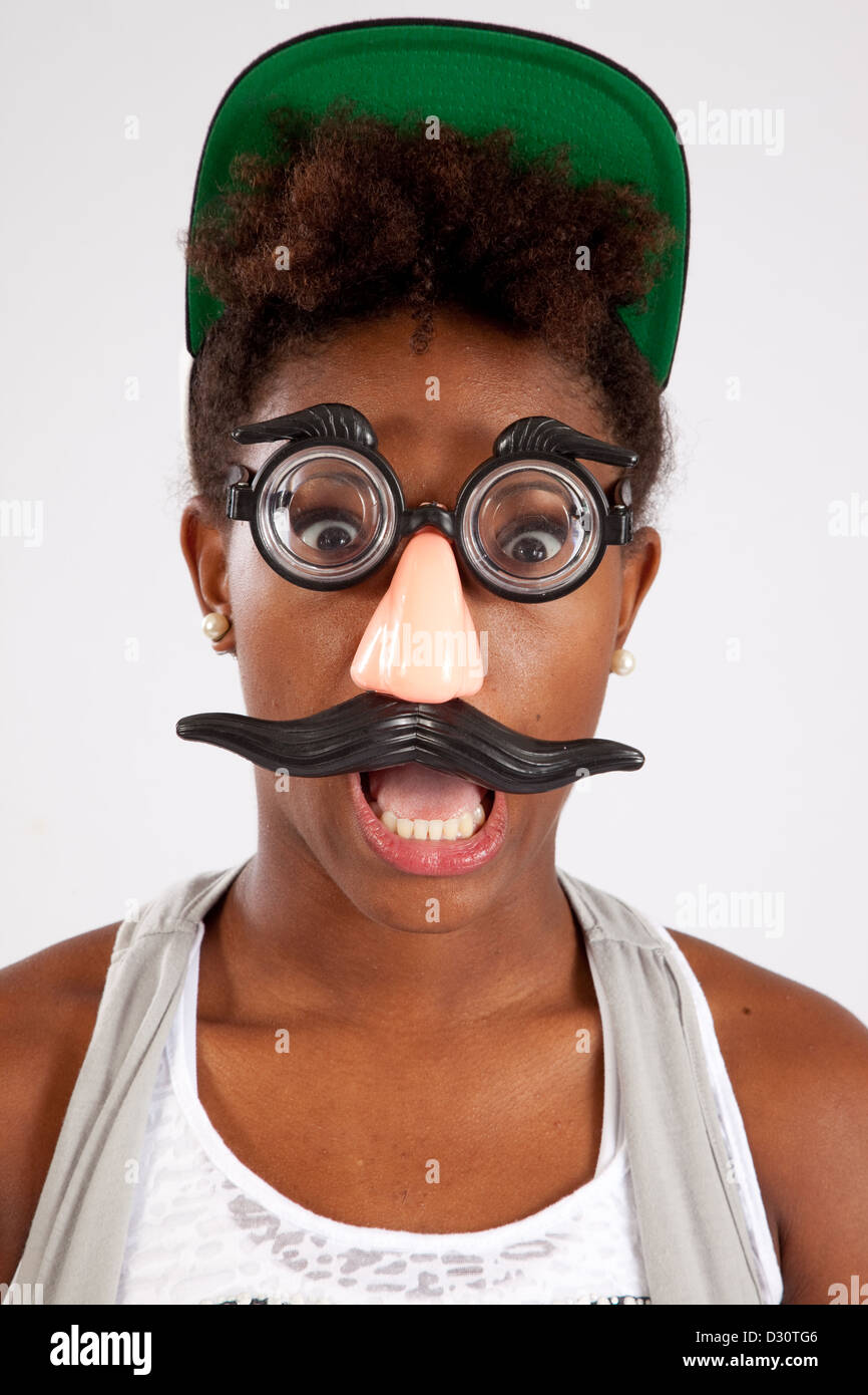 ae5021a7a14 Fake Nose Mustache Glasses Stock Photos   Fake Nose Mustache Glasses ...