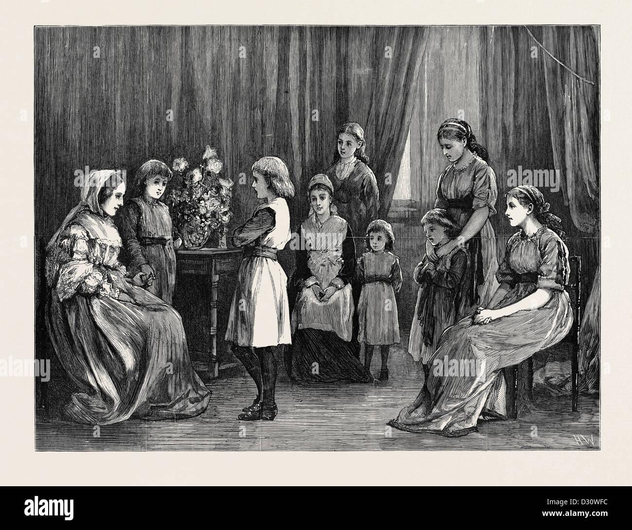 BUNYAN'S 'PILGRIM'S PROGRESS' AT GROSVENOR HOUSE - Stock Image