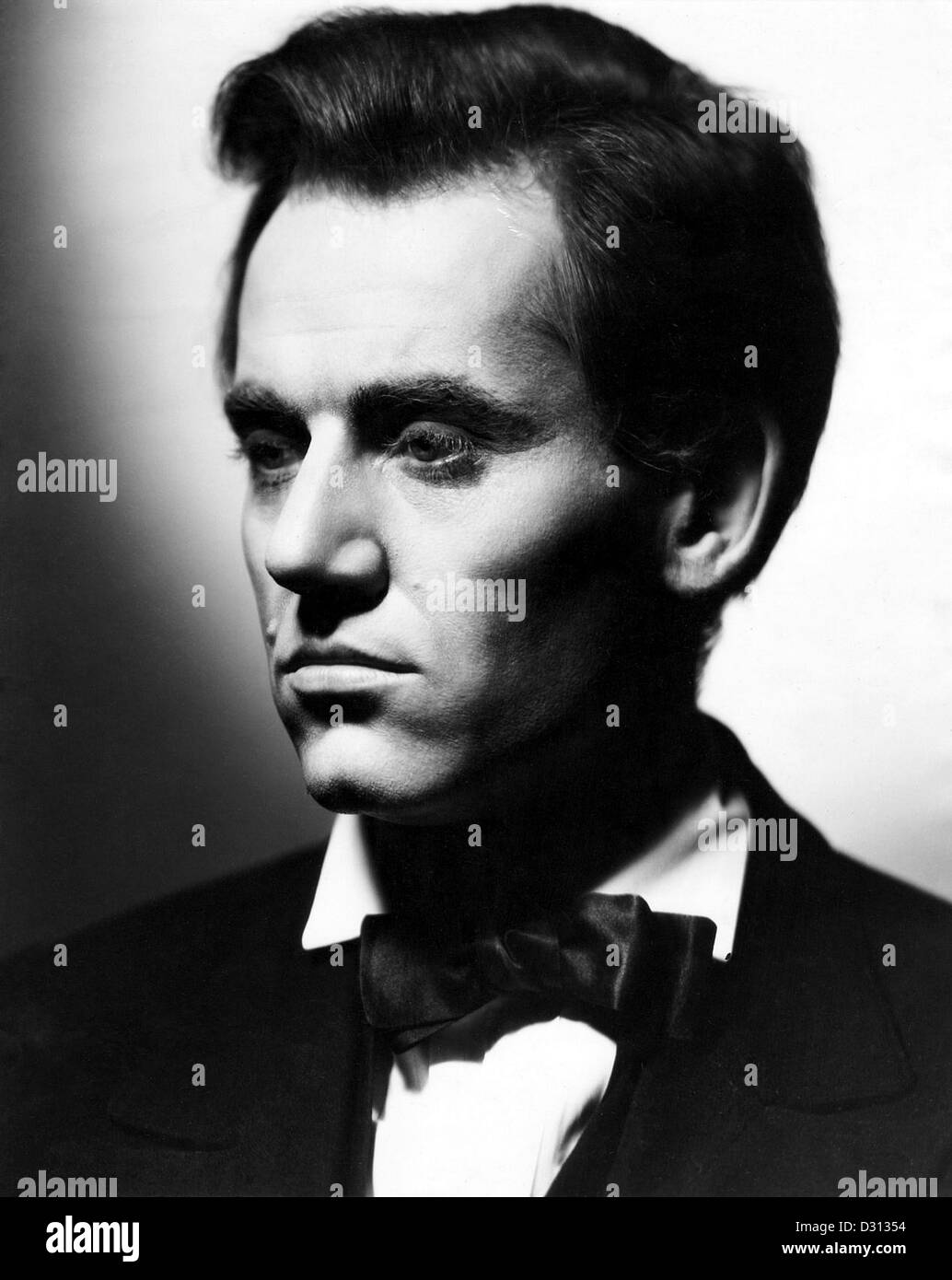Young Mister Lincoln - Stock Image