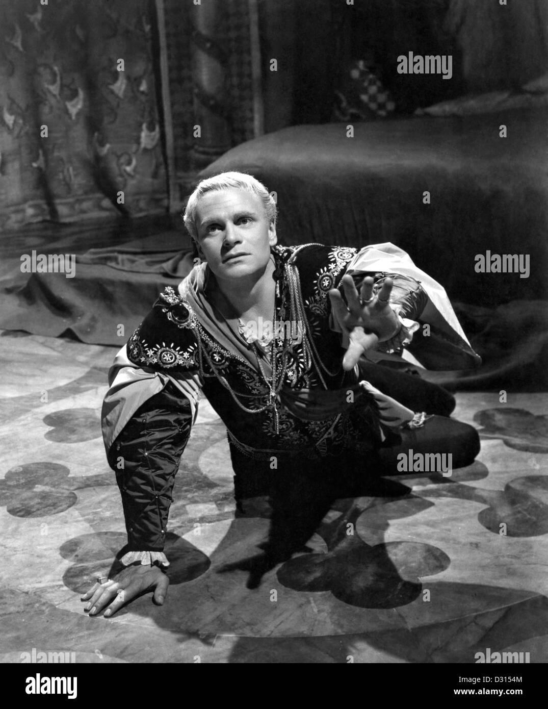 Hamlet - Stock Image