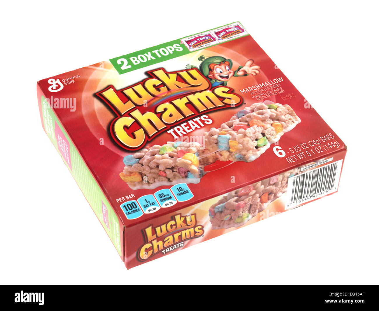 Lucky Charms - Stock Image
