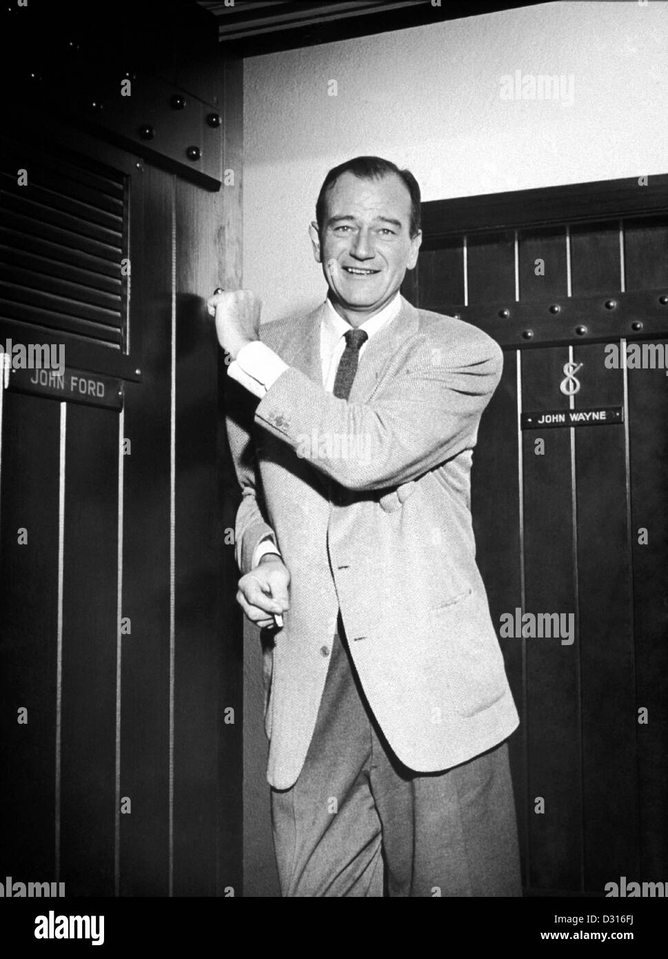 John Wayne - Stock Image