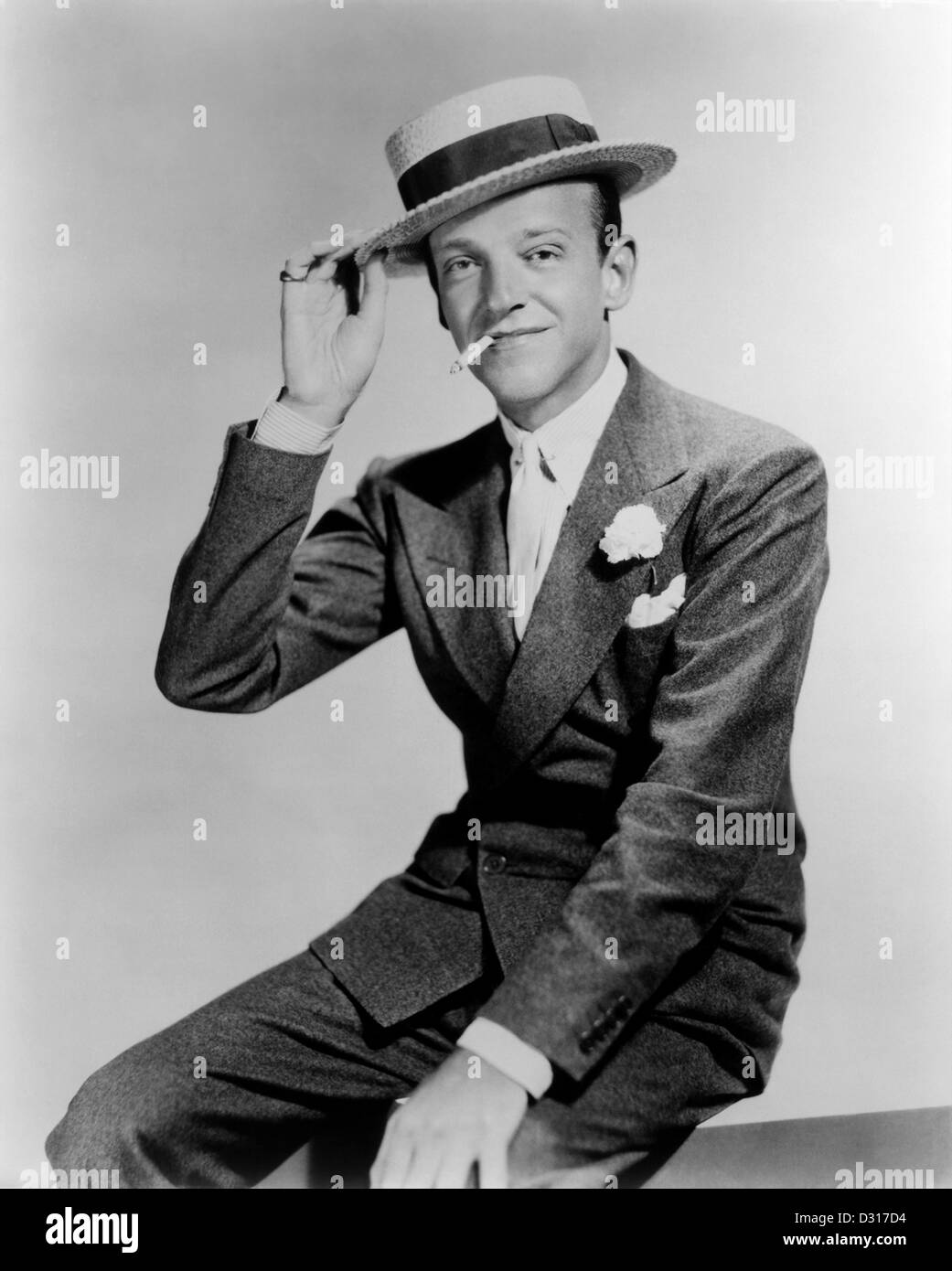Fred Astaire - Stock Image