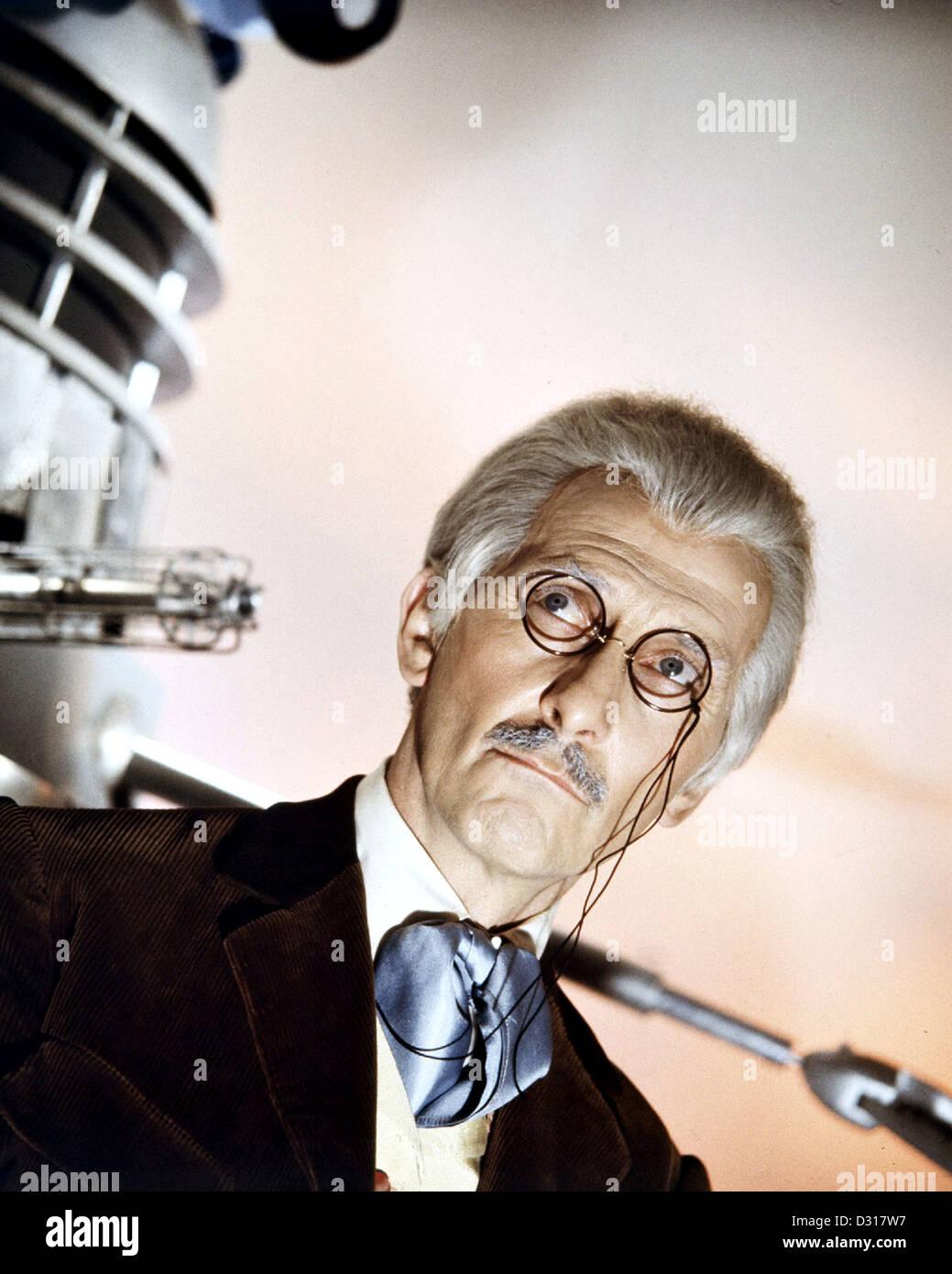 Daleks' Invasion Earth: 2150 A.D. - Stock Image