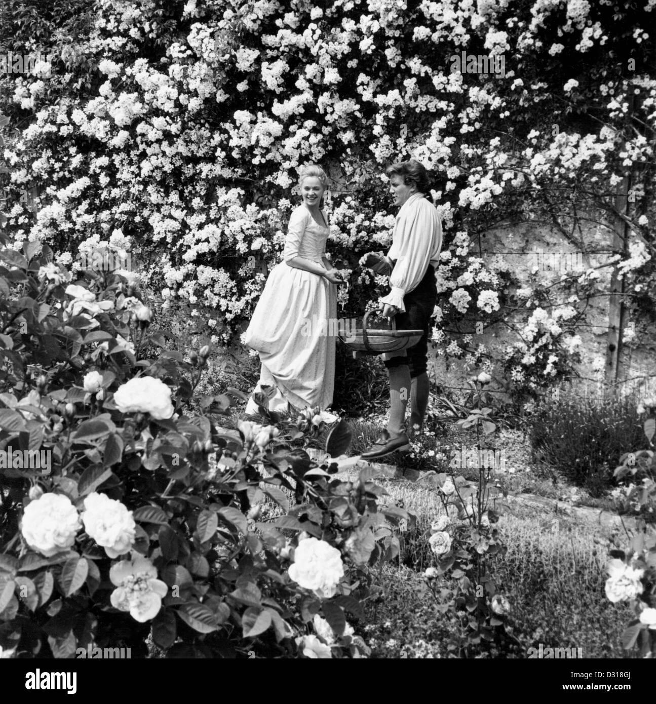 Susannah York, Albert Finney - Stock Image