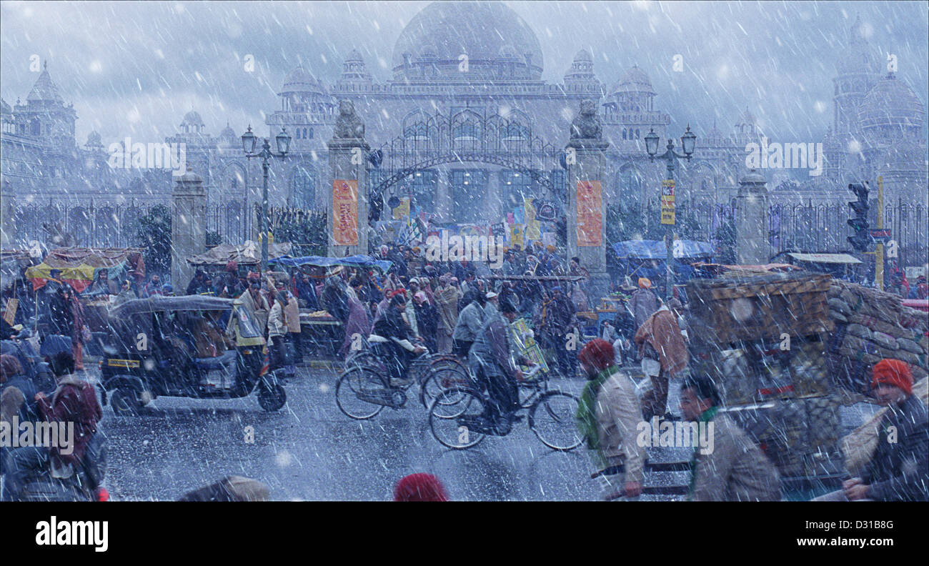 The Day After Tomorrow - Stock Image