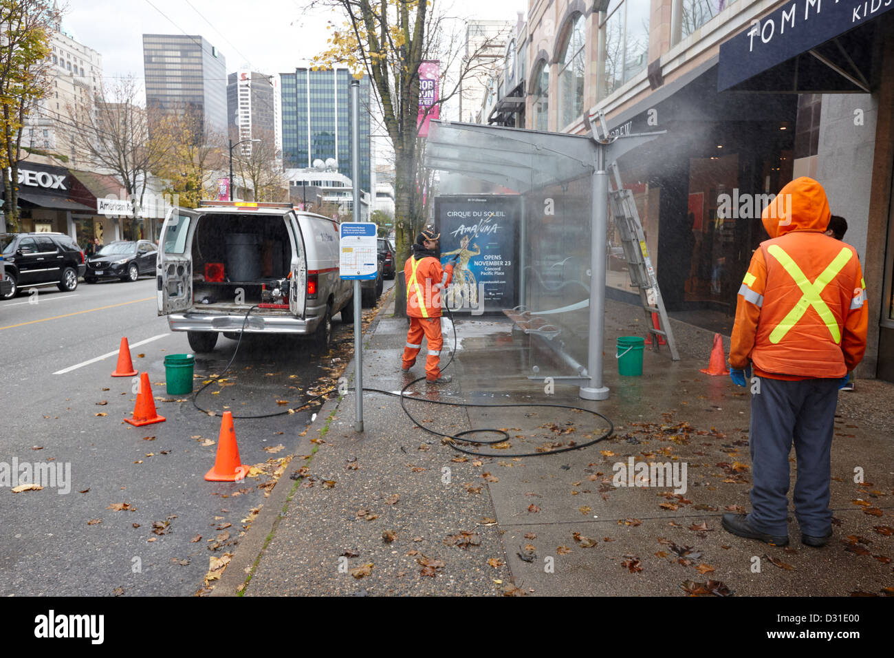 area cordoned off by private company cleaning team cleaning