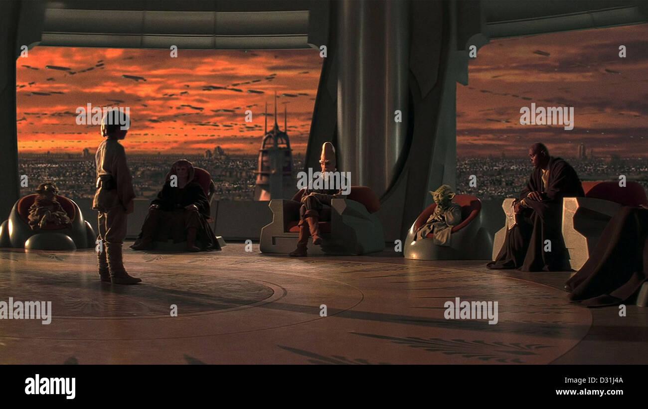 Star Wars: Episode I - The Phantom Menace - Stock Image