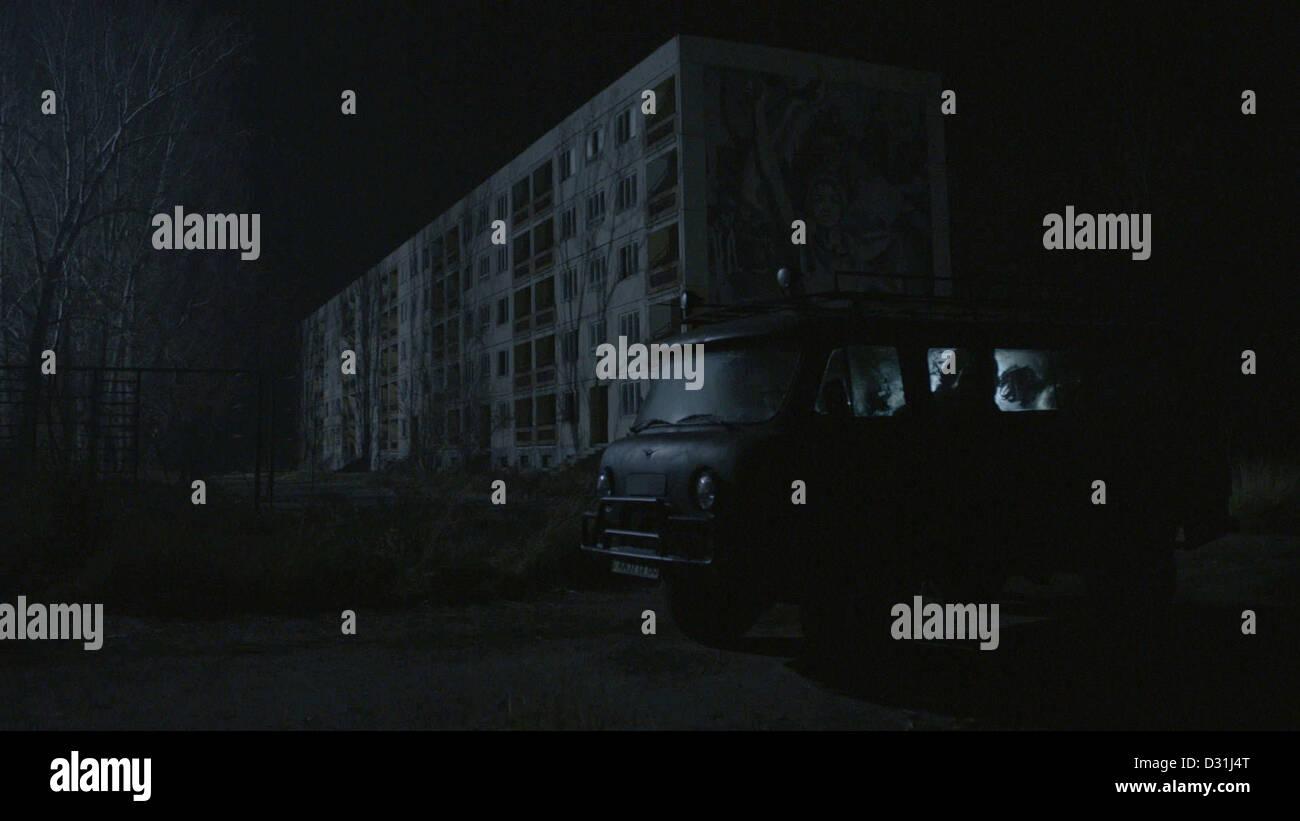 Chernobyl Diaries - Stock Image