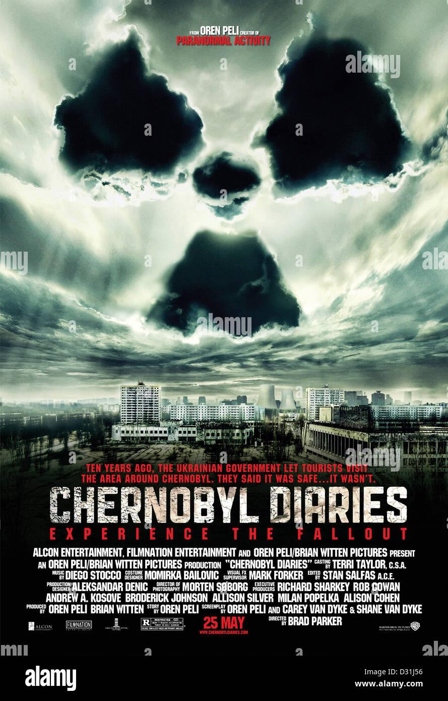 Chernobyl Diaries Stock Photo