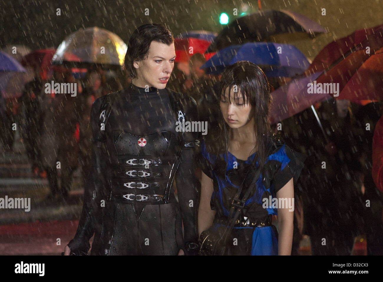 resident evil retribution costume