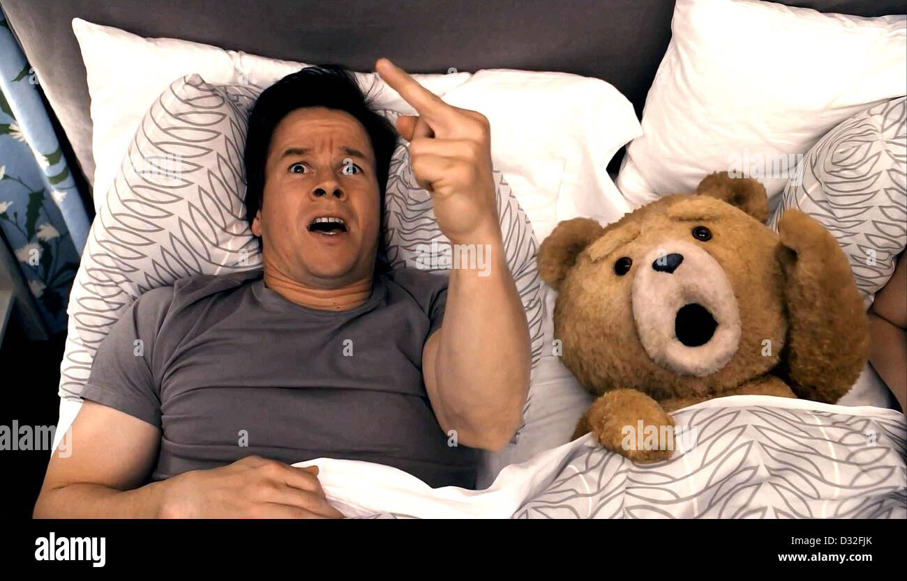 Ted - Stock Image