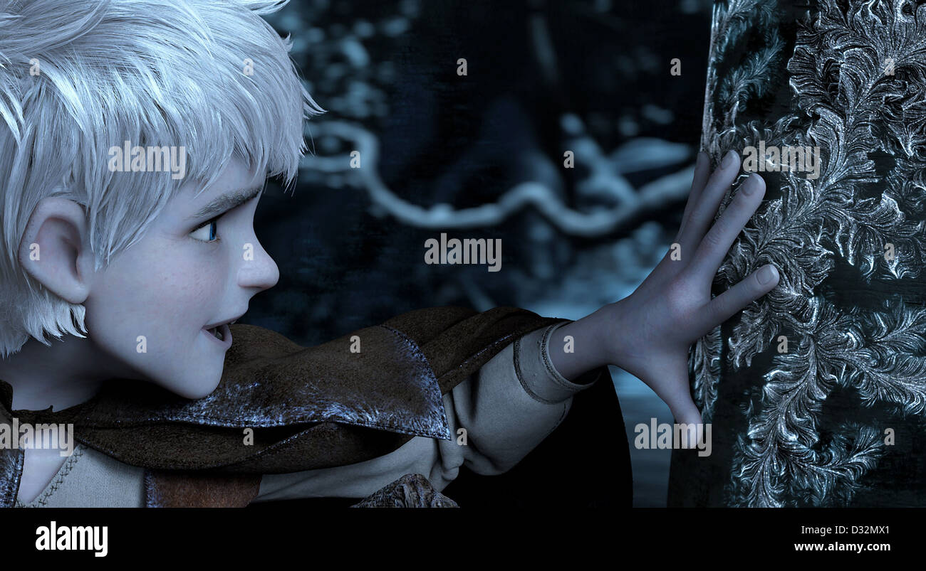 Rise of the Guardians - Stock Image