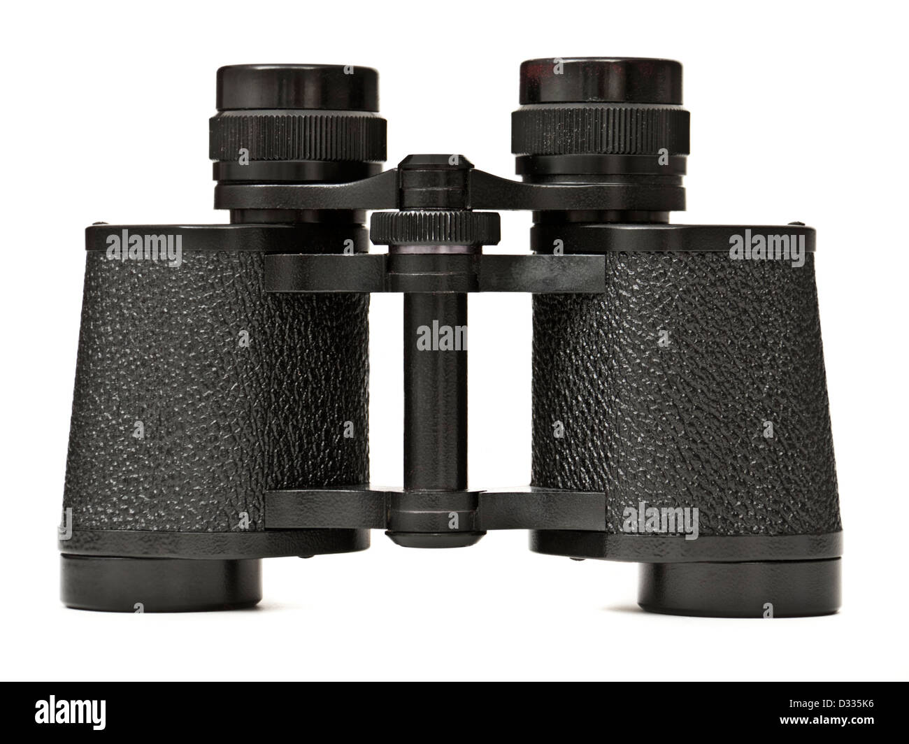 Vintage Carl Zeiss (Jena) 8x30W Jenoptem multi-coated binoculars, made in the DDR. - Stock Image
