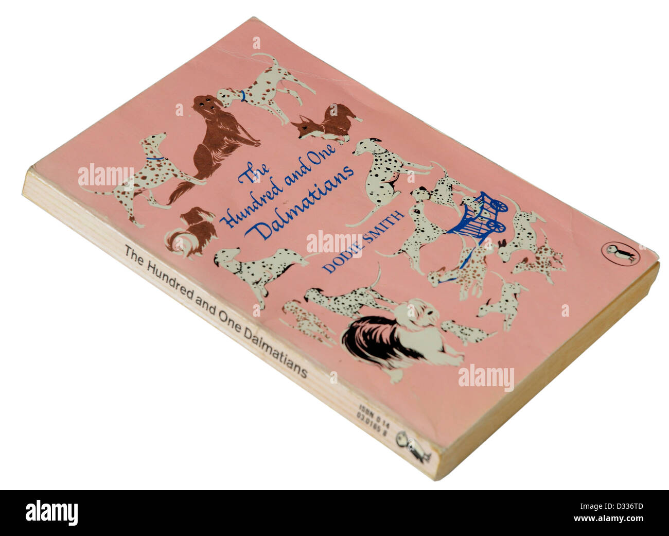 The Hundred and One Dalmatians by Dodie Smith - Stock Image