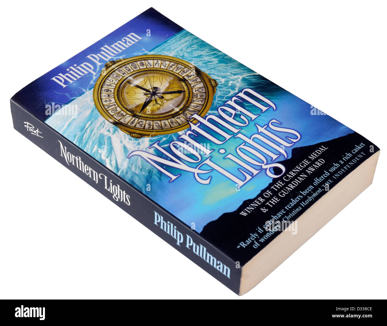 The Northern Lights By Philip Pullman   Stock Image