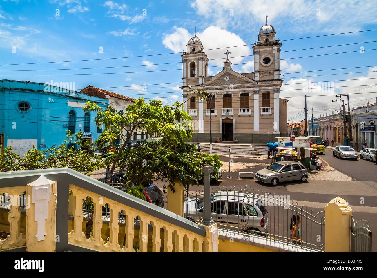 São João Batista Maranhão fonte: c8.alamy.com