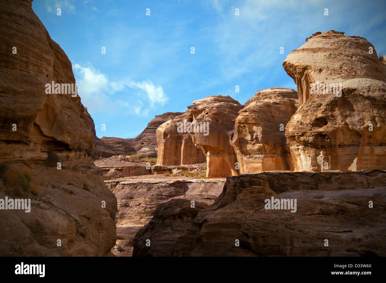 Petra, Jordan - Stock Image
