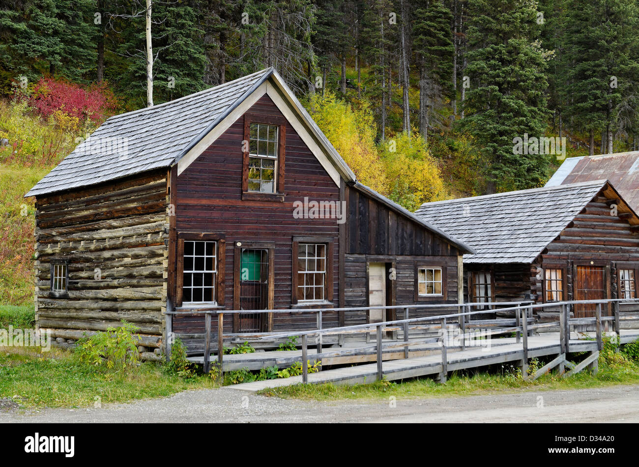 Barkerville Bc Stock Photos & Barkerville Bc Stock Images